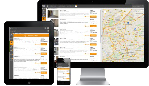 espace web suivi projet immobilier