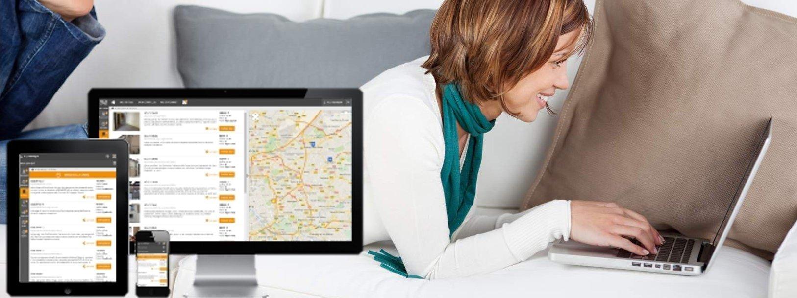 Achat immobilier expatriés Espace client Net Acheteur recherche immobilière