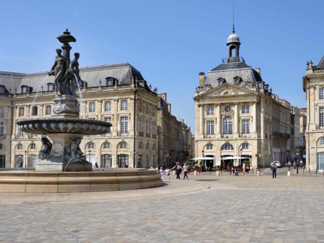 Nos chasseurs à Bordeaux