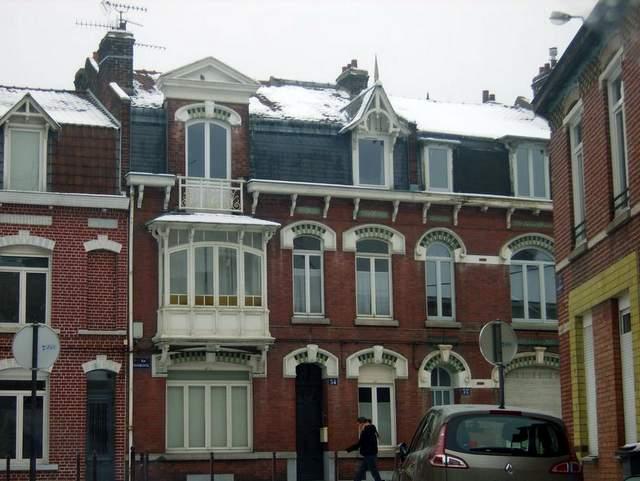 chasseur immobilier à Lille cherche appartement à vendre rue Pellevoisin