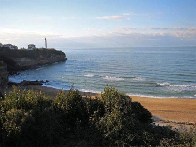 Chasseur immobilier Bordeaux recherche appartement vue mer Biarritz 64