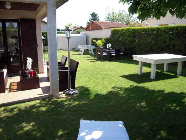 chasseur immobilier lyon cherche achat maison récente avec jardin