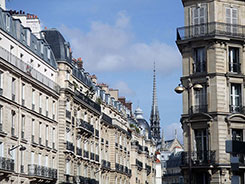 chasseur immobilier Paris appartement bd Saint Germain