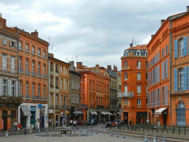 Nos chasseurs à Toulouse