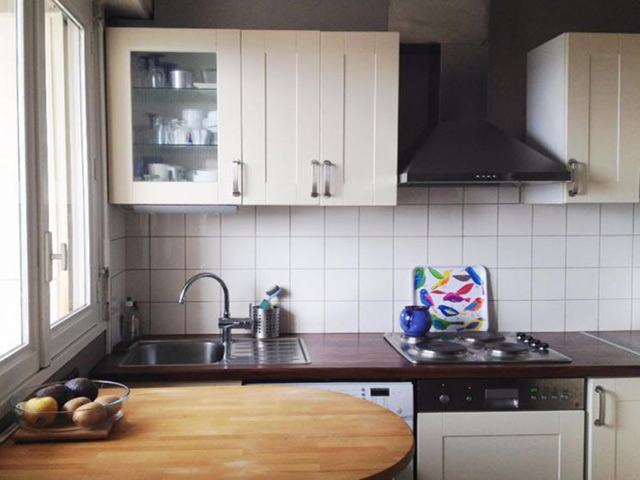 chasseur immobilier lyon recherche appartement 5eme arrondissement avec cuisine américaine