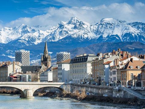 Nos chasseurs en Savoie