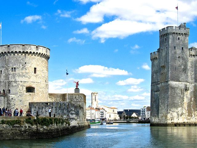 Nos chasseurs à La Rochelle