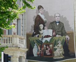 marseille boulevard longchamp fresque