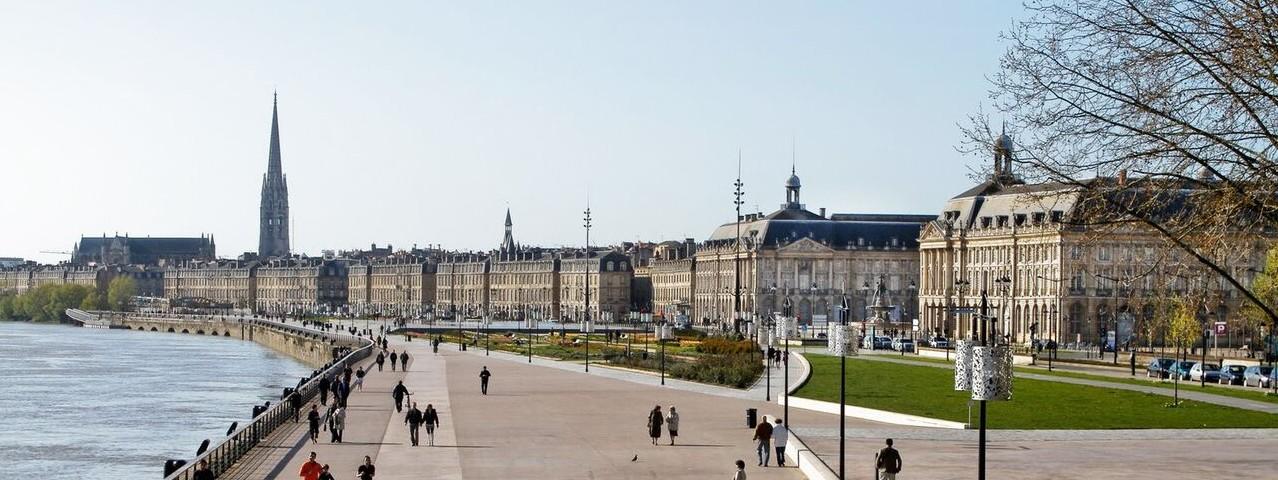Recherche appartement ou maison à Bordeaux