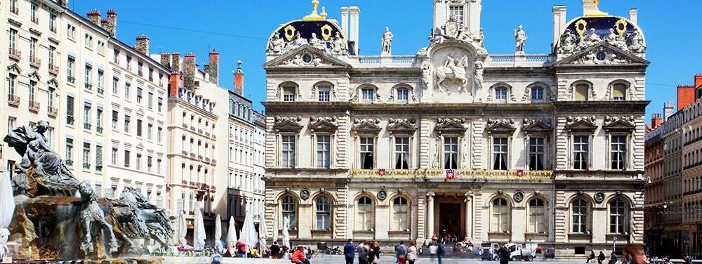 Recherche appartement ou maison à Lyon