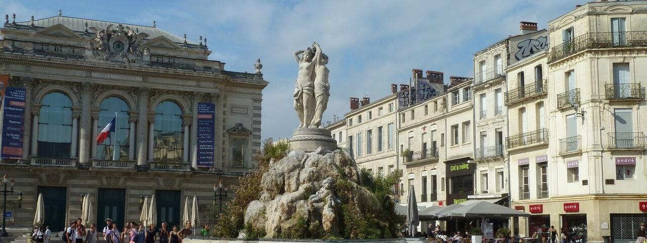 Recherche appartement ou maison à Montpellier