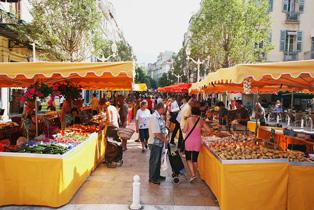 Toulon Quartier Centre
