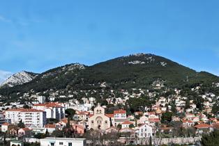 Toulon Quartier Mont Faron